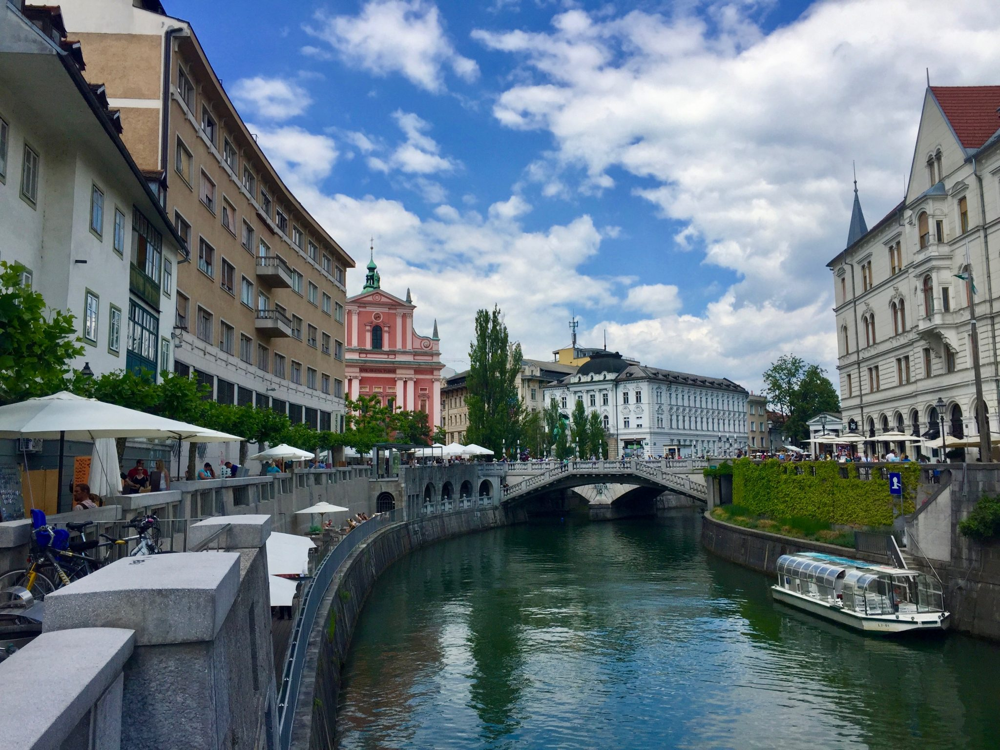 Ljubljana, Slovenia is a hidden gem in Europe