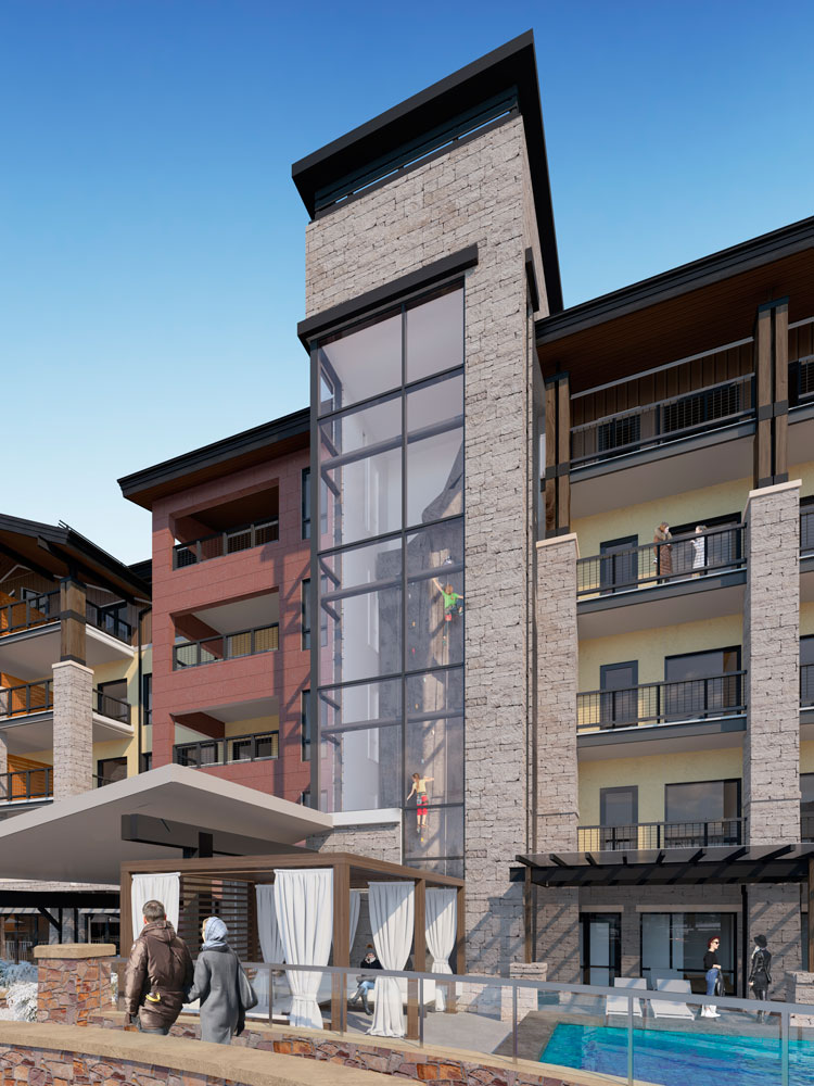 Snowmass ski resorts boasts all kind of new family amenities.