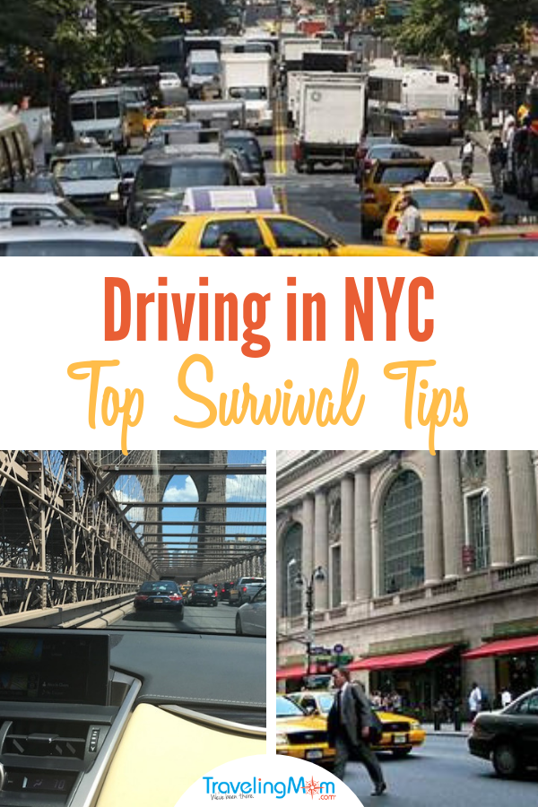 Taking a trip to New York? These #NYCdrivingtips are vital #NYCvacation #drivinginNYC