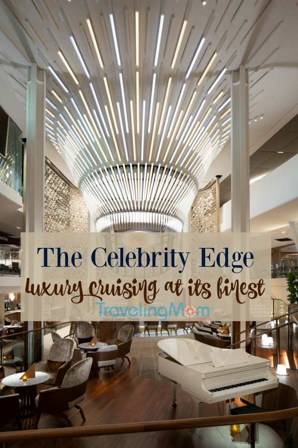 Learn the many reasons to take a Celebrity cruise! It's luxury cruising at its finest. #CelebrityEdge #luxurycruising