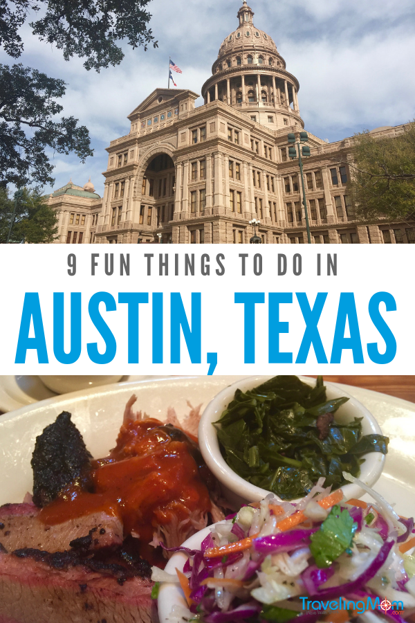 Fun things to do in Austin, Texas are explore history, eat BBQ, enjoy live music, and more. #Austin #Texas #history #LBJ