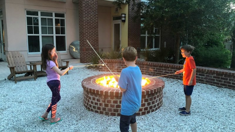 Family fun at Wild Dunes Resort one of South Carolina's best family resorts on TravelingMom