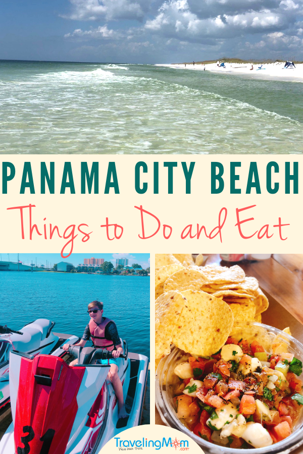 Here's our list of the best Panama City Beach Things to Do and Eat. From jet ski fun to spying alligators from airboats to splashing in waves in a state park, check out our recommendations of fun, family-friendly activities. And of course, no guide is complete without considering where to EAT; these PCB restaurants wowed with fresh food and fun atmosphere for breakfast, lunch, and dinner. Think live jazz, reggae vibes, and ocean views with super seafood just to hint at a few. #hosted #RealFunBeach #panamacitybeach #visitpcb #PCB #TMOM