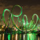 Incredible Hulk Coaster.