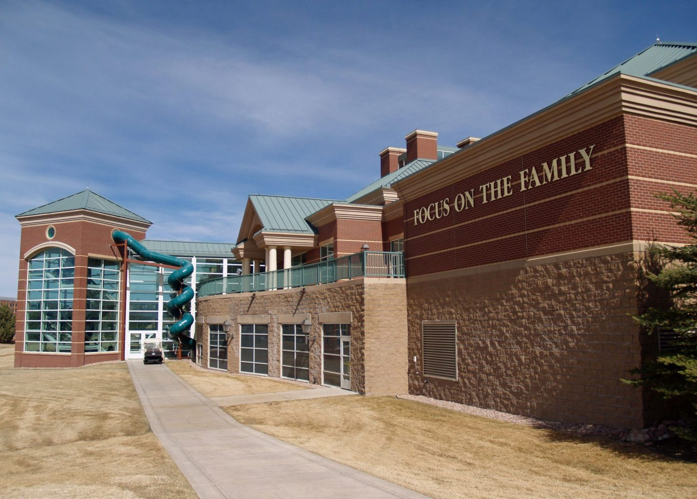 The Focus on The Family Visitor Center is a top pick aongst the Free Things To Do In Colorado Springs