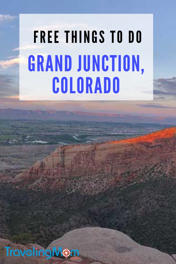 Looking for things to do for free in Colorado? In Grand Junction you can find a host of ways to spend your family vacation without spending any money. #Colorado #FamilyFriendly