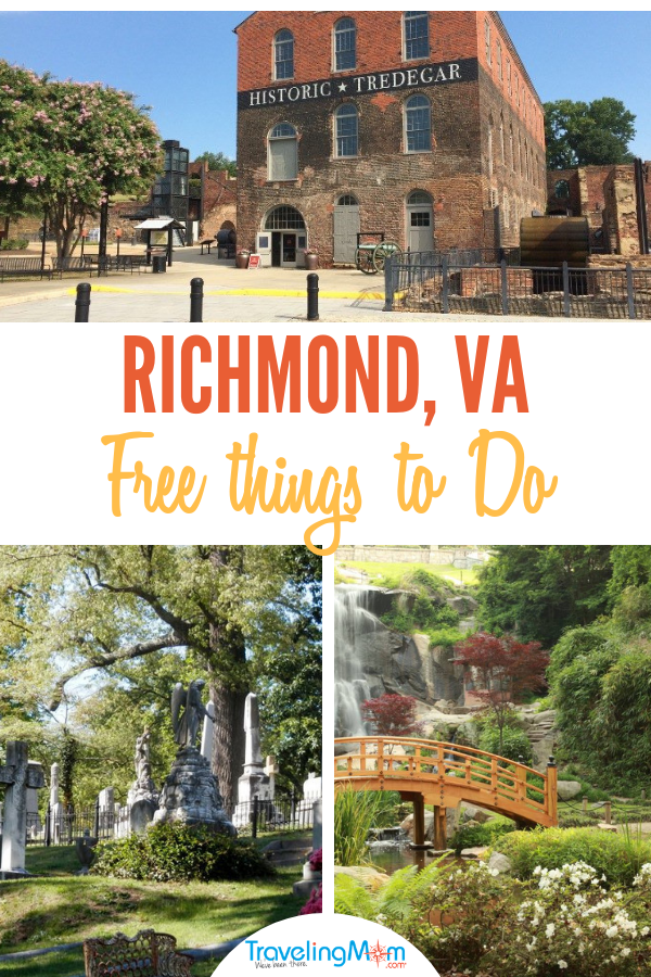 Looking for free things to do in Richmond VA? You're in luck #freeinRichmondVA #RichmondVA