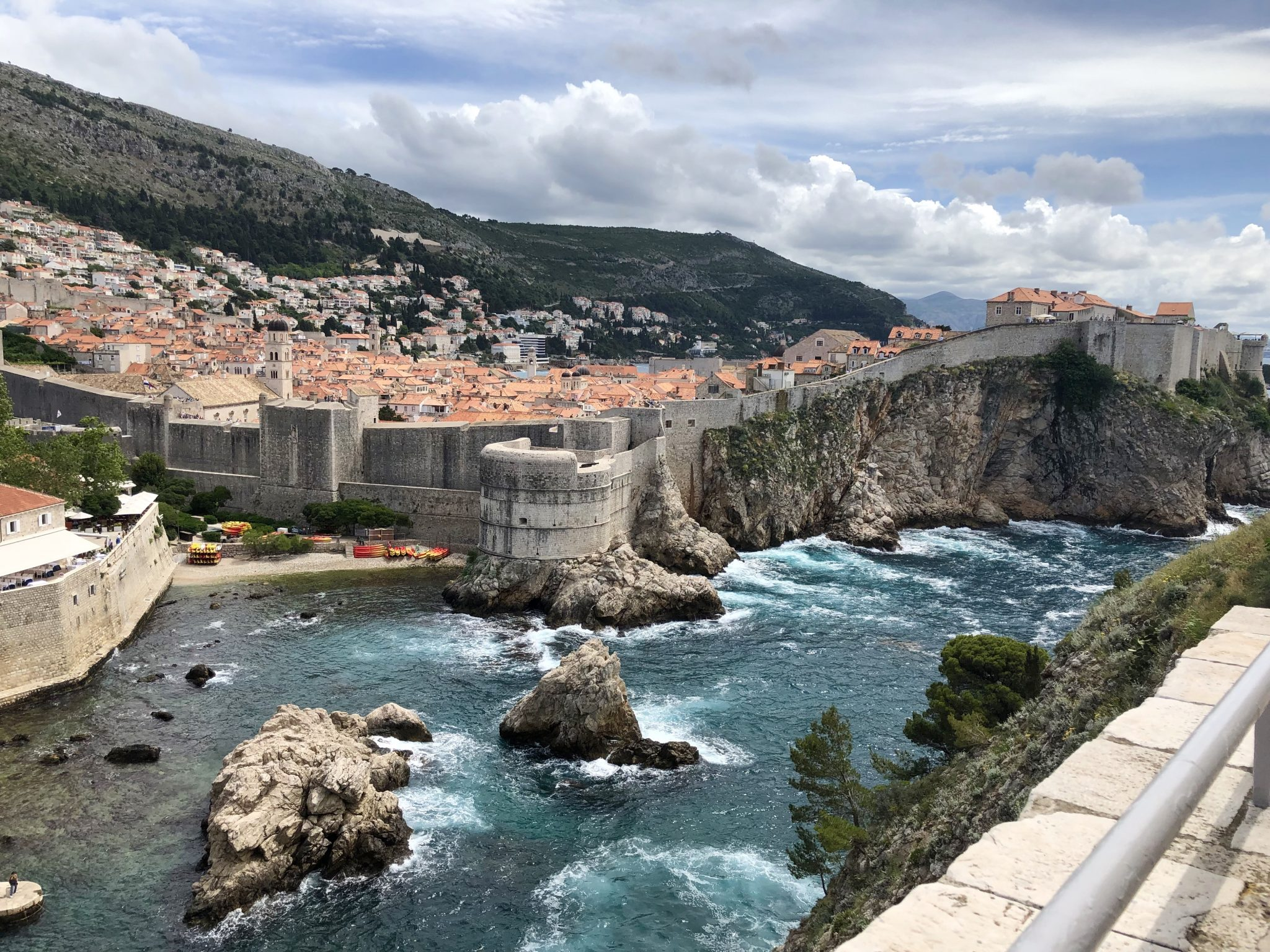 Game of Thrones location, Dubrovnik, is a fascinating city