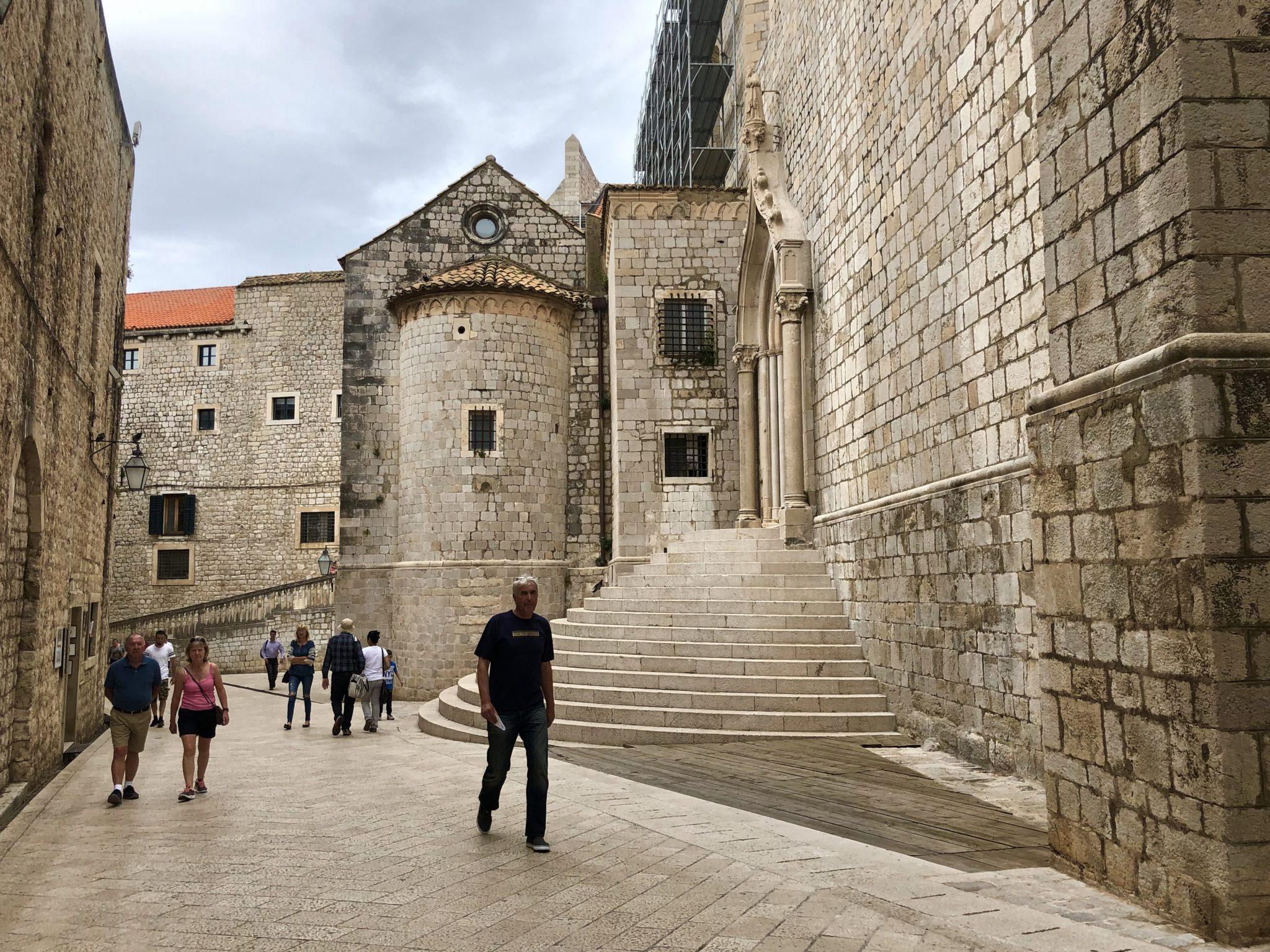 Games of Thrones Dubrovnik filming locations include market scenes here
