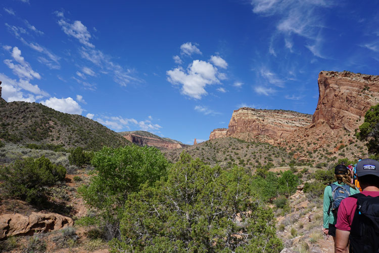 Hiking trails abound in Grand Junction, Colorado