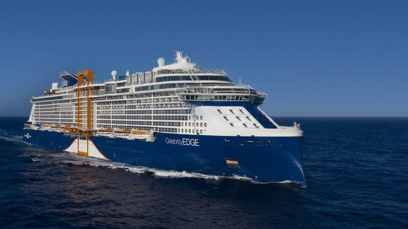 Luxury cruising at its best: the Celebrity Edge blows all other cruise ships out of the water