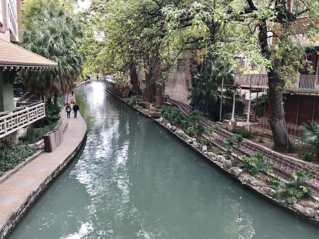 Don't forget to visit the Riverwalk on your weekend in San Antonio