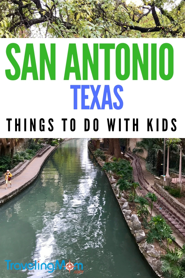 Things to do in San Antonio Texas with kids. Enjoy a variety of different attractions, culture, and outdoor adventures including the riverwalk. A vacation destination! #Texas #sanantonio #familytravel #travel