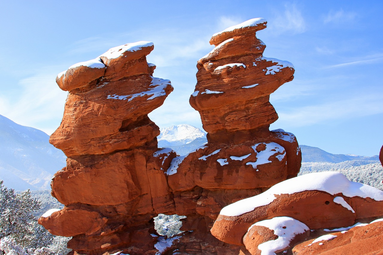 Garden of the Gods is the best Free Things To Do In Colorado Springs,