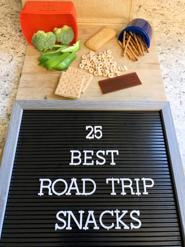 25 of our favorite snacks for toddlers. These are healthy and easy, perfect for on-the-go families. These snacks are great for school, daycare and road trips.