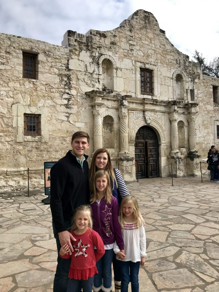The Alamo is a must see on your weekend in San Antonio