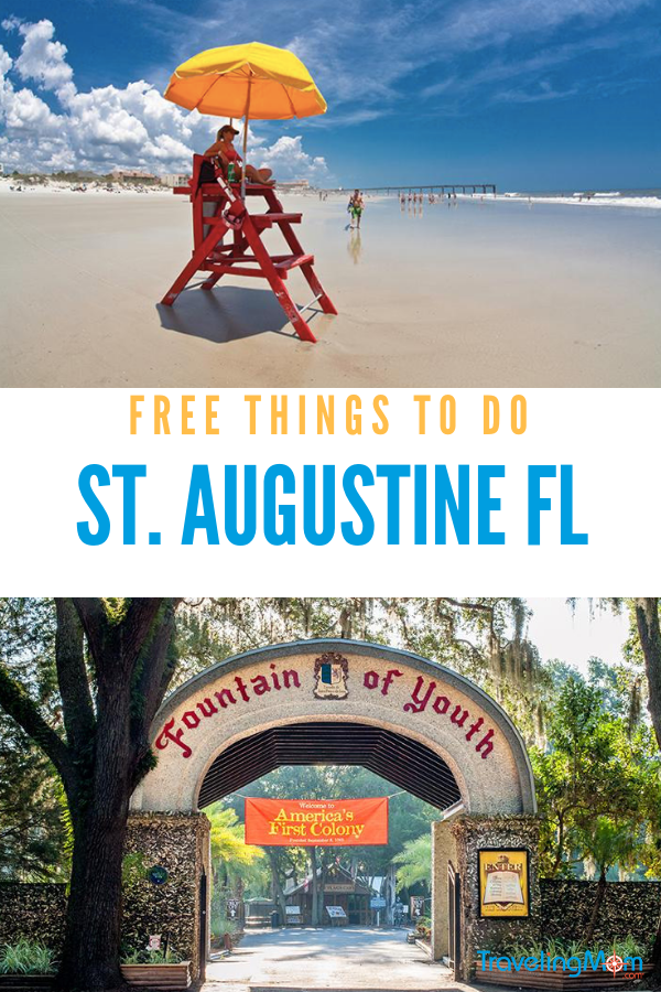 Looking for things to do in St.Augustine, FL? #freeinflorida #freeinstaugustine