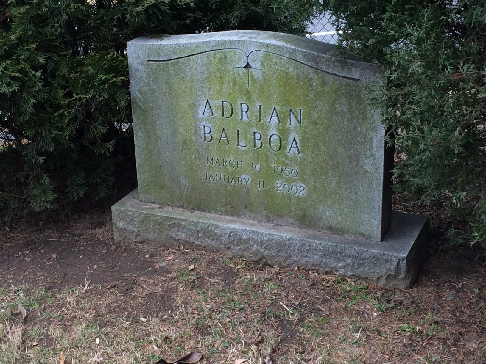 The tombstone of a beloved fictional character is one of Philadelphia secrets.