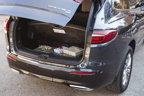 Uncategorized More and More People Hide Holiday Gifts In Their Cars