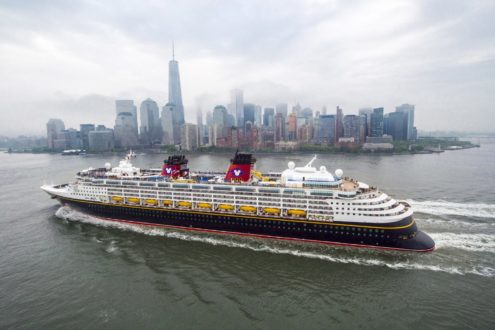 Disney Cruise Line Embarkation Tips - New York