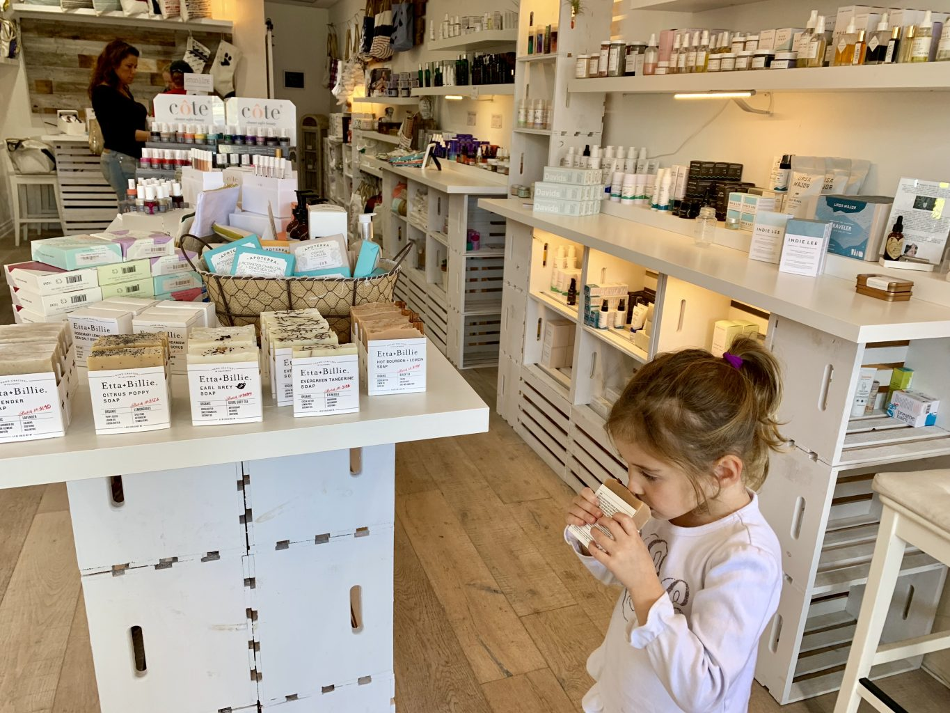 Fun things to do in La Jolla with kids: Shopping on Girard Ave.