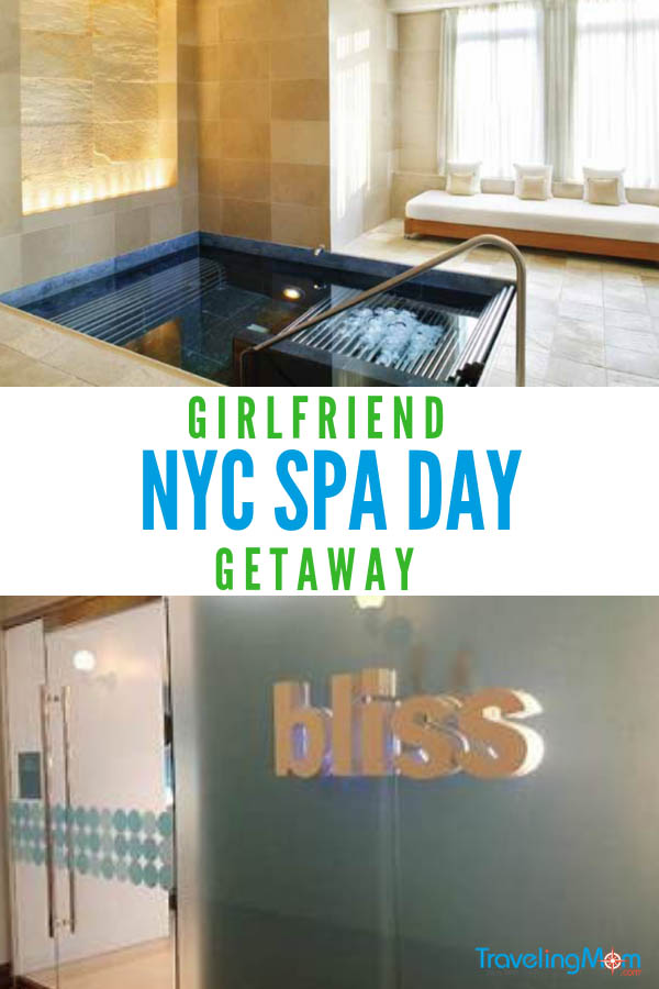 Looking for the perfect #NYCsapday? We have the deets #spaday #girlfiendgetaway #NYCgetaway