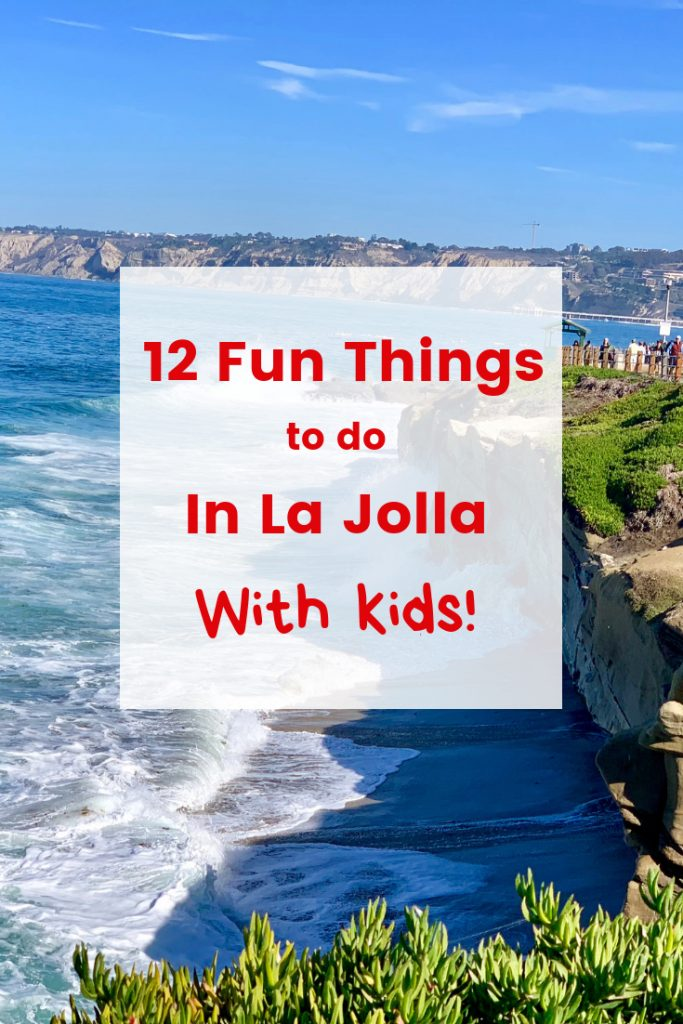 Ready to visit La Jolla with your family? From beach dining to tree climbing (and seals!), here's our list of the best things to do in La Jolla with kids! #LaJolla #California #TMOM #FamilyTravel