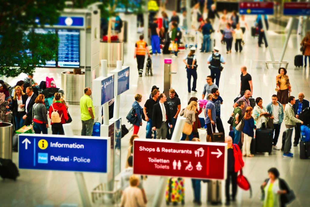 Tips for Minimizing TSA Security Stress and Wait Times - arrive early.
