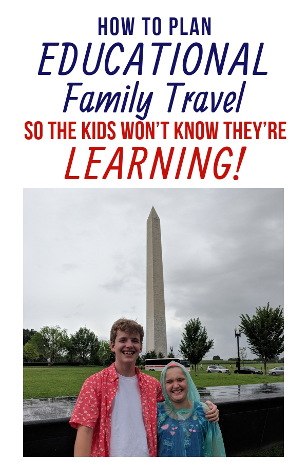 Ready to teach your kids a few educational lessons on your next travel adventure? Here are our top tips on how to make education fun! #Education #EducationalTravel #TMOM #RoadSchool