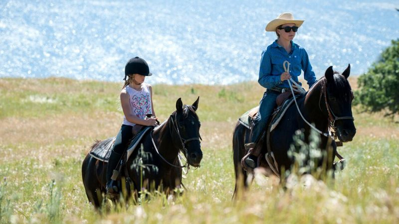 best dude ranch for families