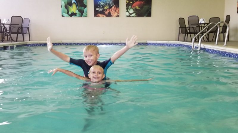 Dad Travel 101 Tips and Products Swimming Tips for Family Trips