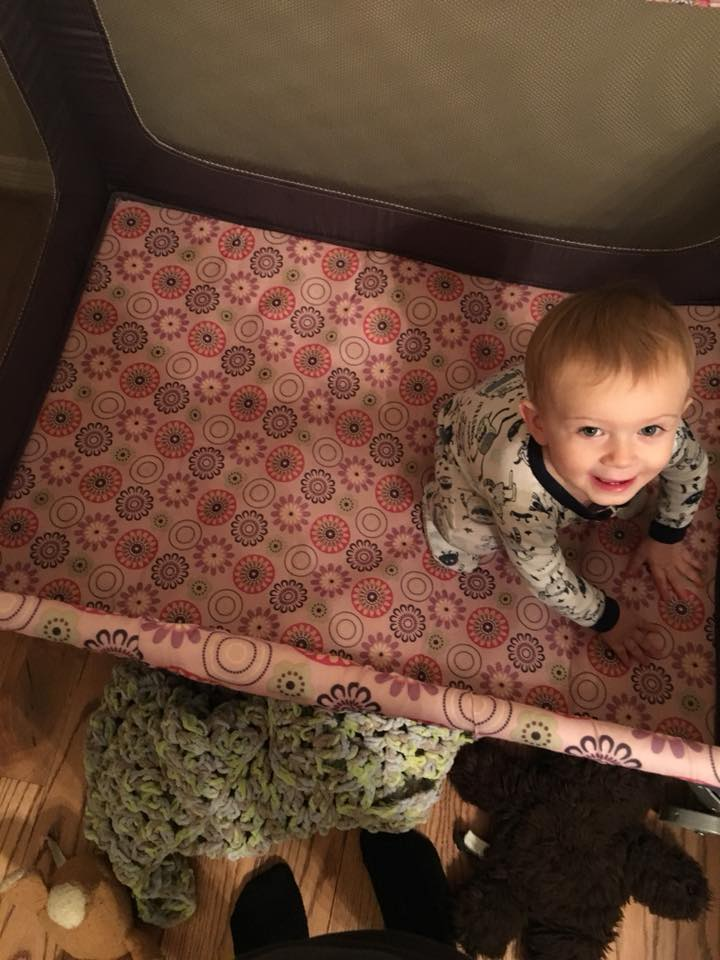 Tips and Products Baby Must-Haves: Why You Don't Need a Crib. Buy a playpen instead!