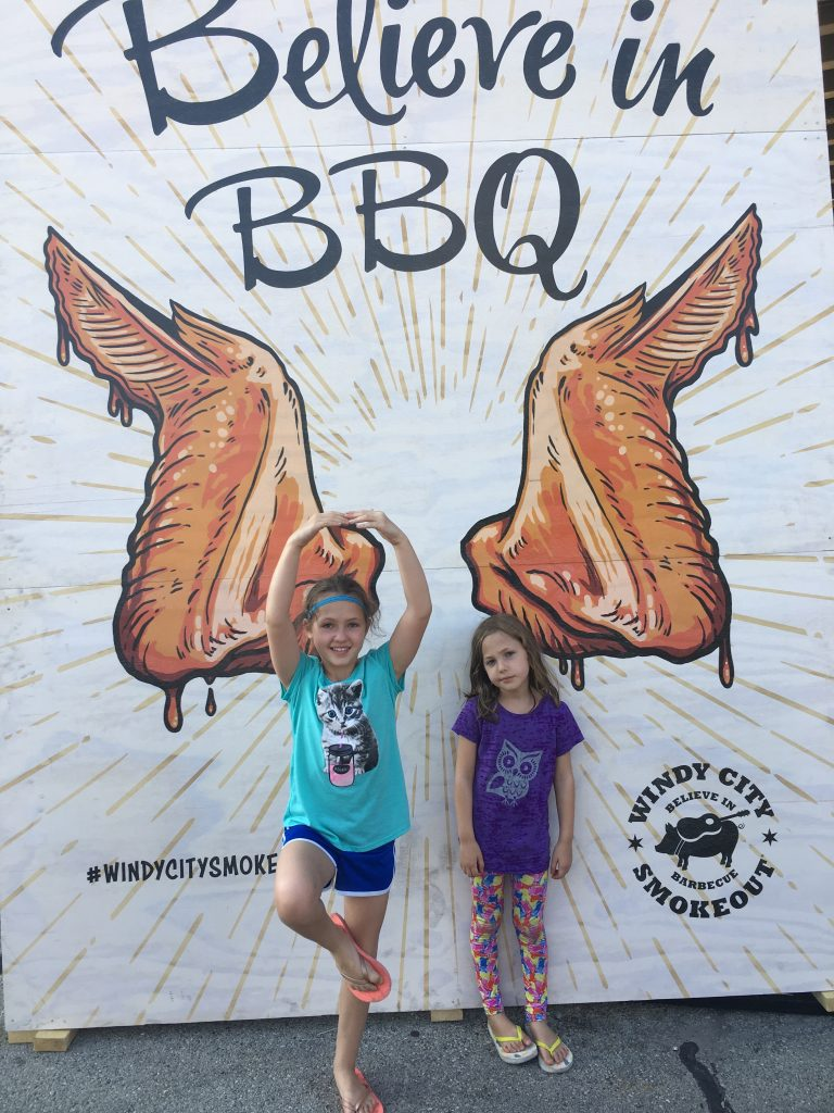 Spotting food during road trip with tweens is one of our favorite road trip activities.