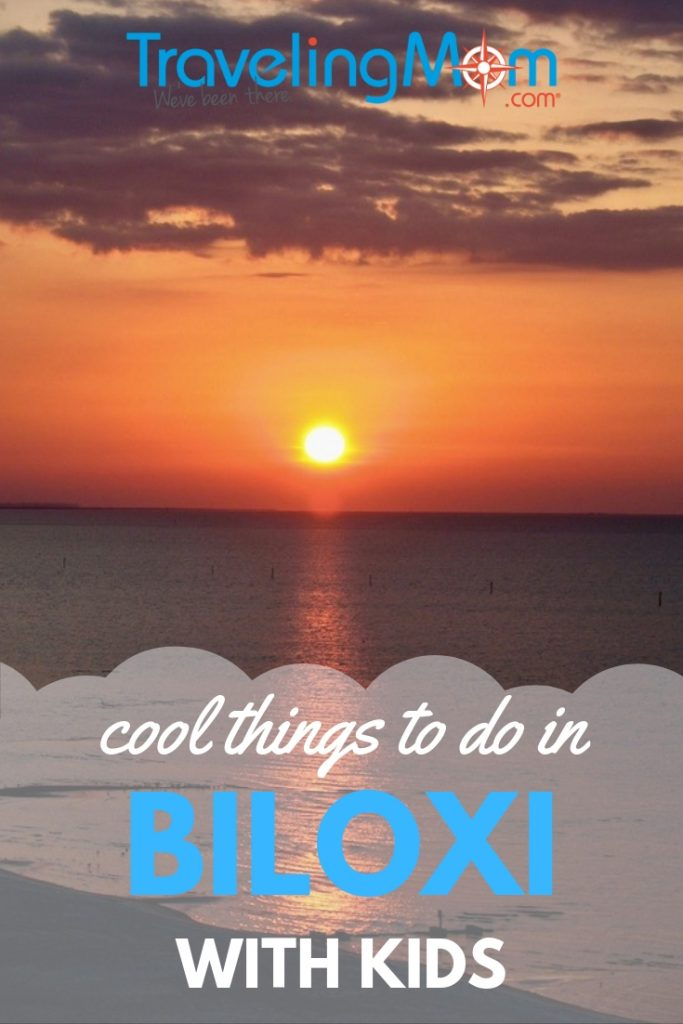 Cool things to do with kids in Biloxi #gulfcoast #biloxi #mississippi