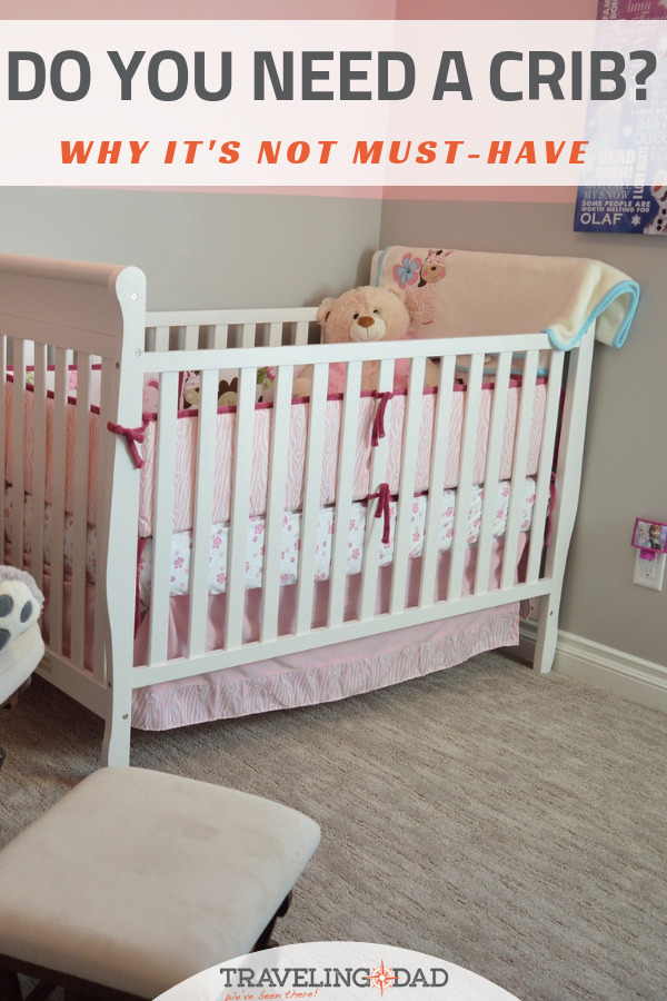 Do you even need a crib? We tell you why it's not a baby essential item.