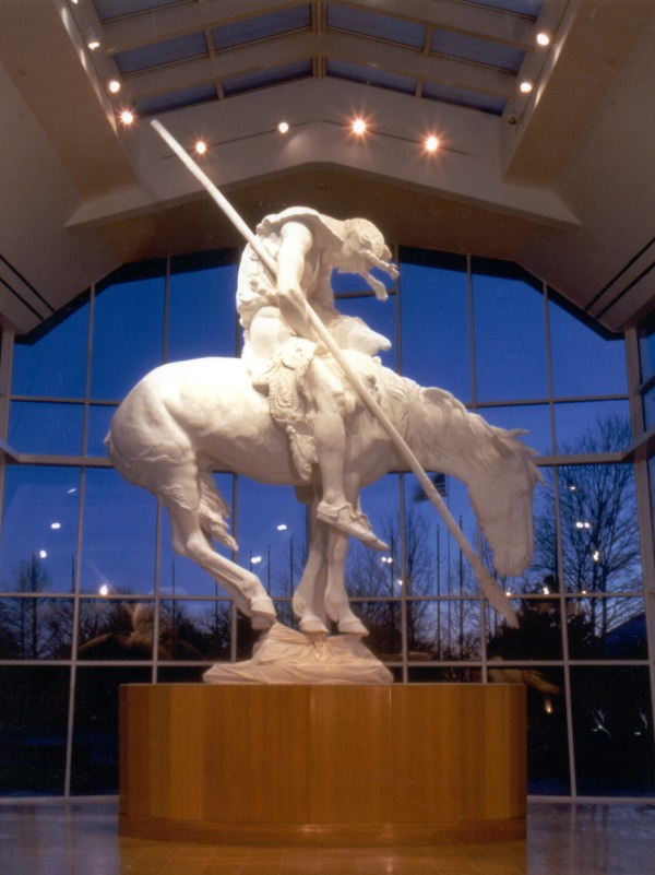 The National Cowboy and Western Heritage Museum is one of many free things to do in Oklahoma City for families.