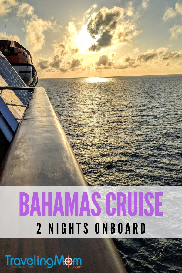 Get tips for making a 2-night family cruise to the Bahamas affordable but enjoyable for first time cruisers as well as families that just need a weekend away.