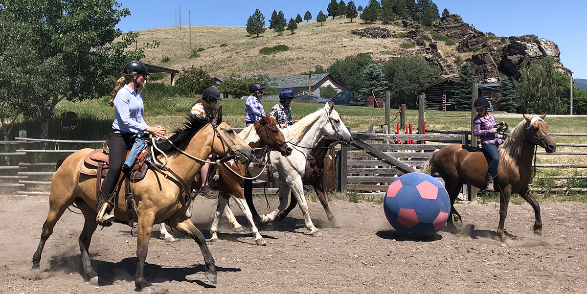 The Rocking Z Guest Ranch is among the best dude ranches for families