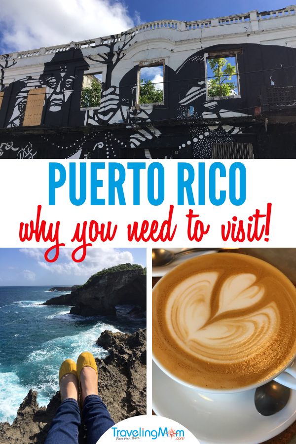 Puerto Rico is the perfect destination. Food, culture and natural wonders abound #puertorico #bucketlist