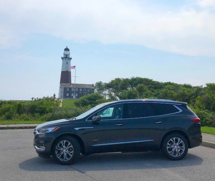 Montauk Lighthouse on a Road Trip USA on TravelingMom