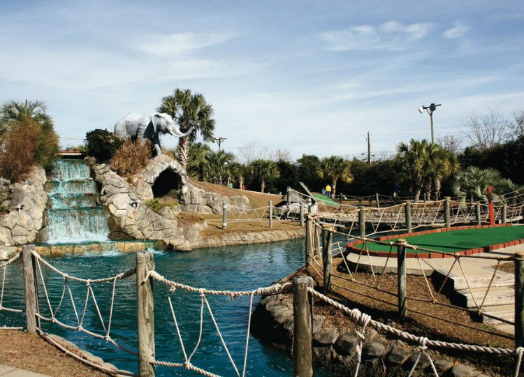 Adventureland Themepark is one of the things to do in Dothan Alabama on TravelingMom.com