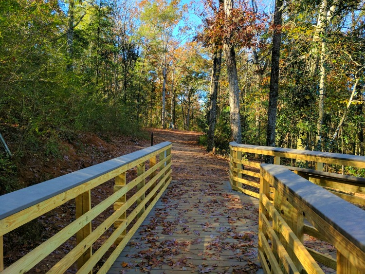 Dothan Forever Wild Trails are 1 of the things to do in Dothan Alabama on TravelingMom