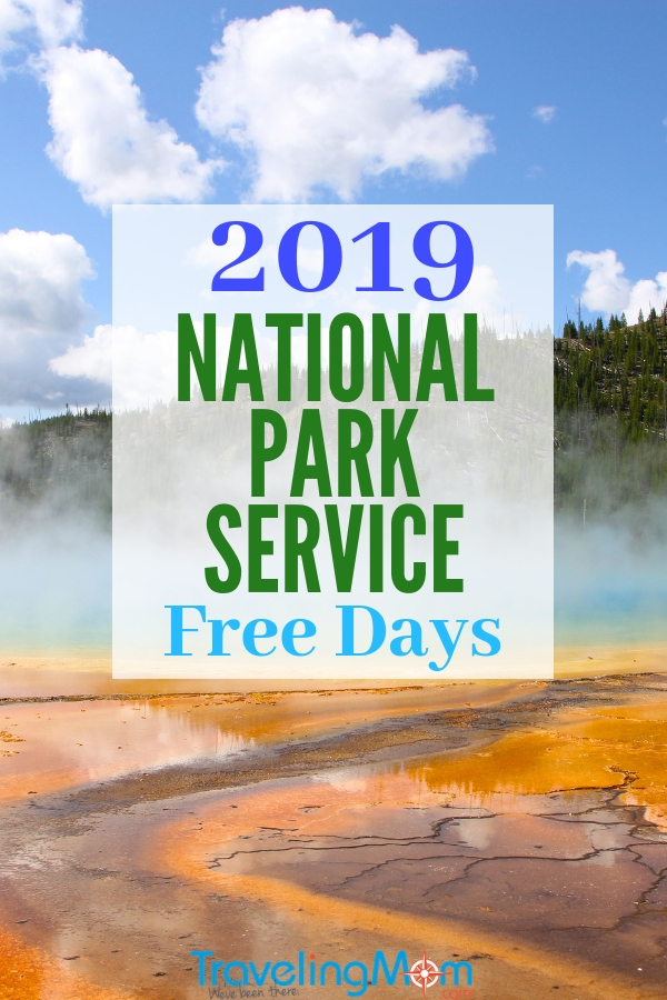 Head to a National Park for free this year. Got all the details on when it's free along with the latest for annual and lifetime NPS passes. #TMOM #NPS #Free