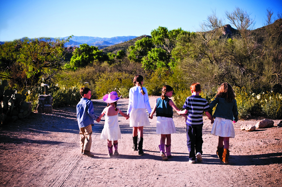 Best dude ranches for families offer nature walks, trail rides and many other activities