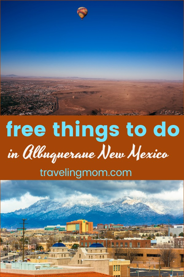 There are many free things to do for families in Albuquerque New Mexico