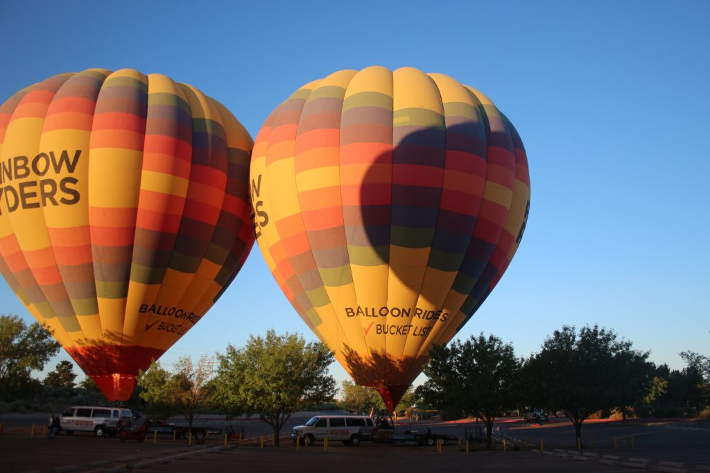 A hot air balloon ride isn't one of the free things to do in Albuquerque New Mexico but we have provided some tips on how to get the best pricing