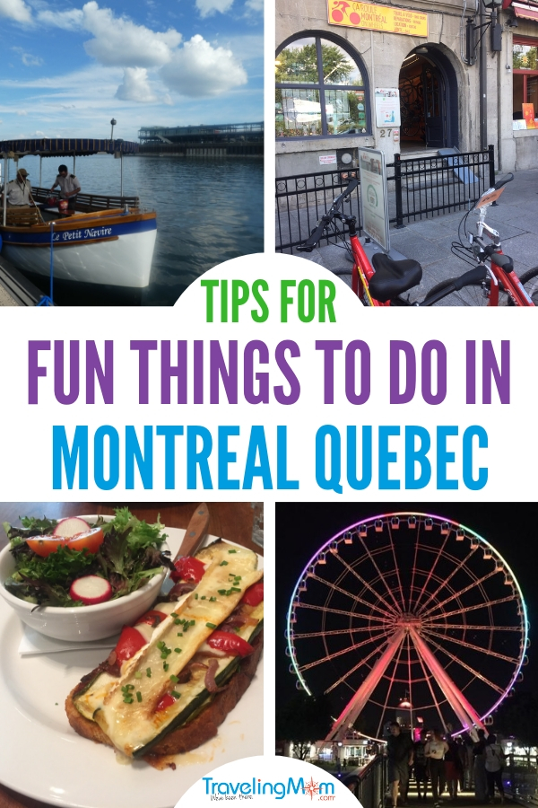 #Fun things to do in Montreal