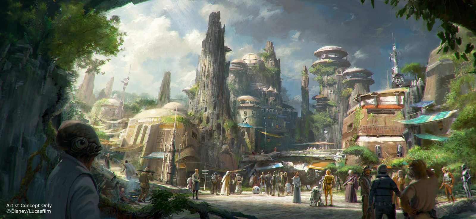 Opening dates for Disney Star Wars Land has been announced!