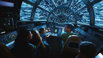 During phase one, guests will be able to fly the Millennium Falcon at Disney Star Wars: Galaxy's Edge.