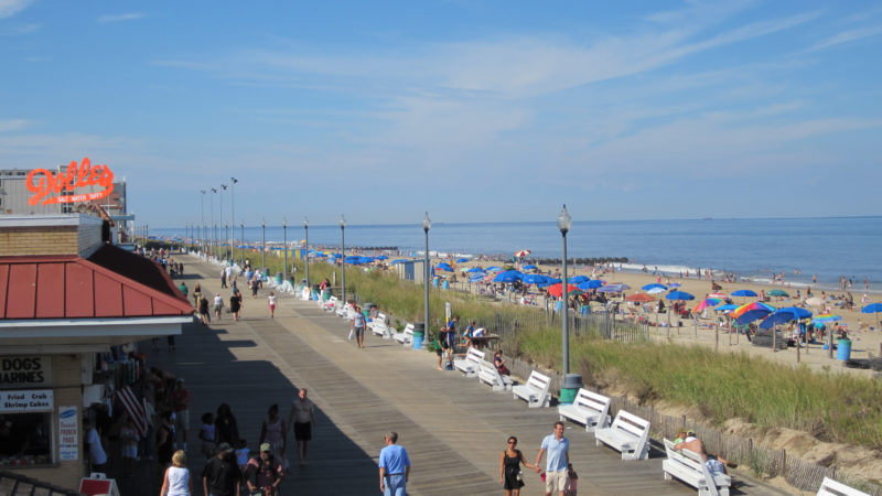 Does a beach need a boardwalk to be one of the best beaches in the east ocast?